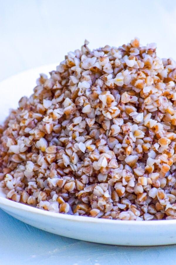 what is buckwheats?