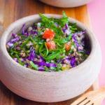 how to make buckwheat salad