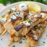 ginger chicken skewers halal