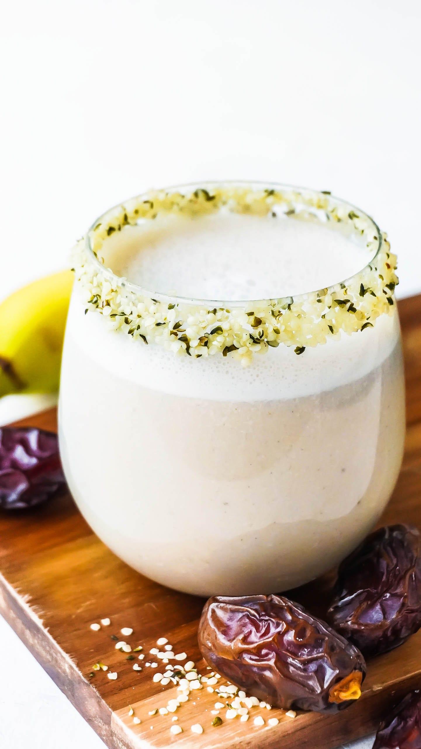 banana date shake recipe