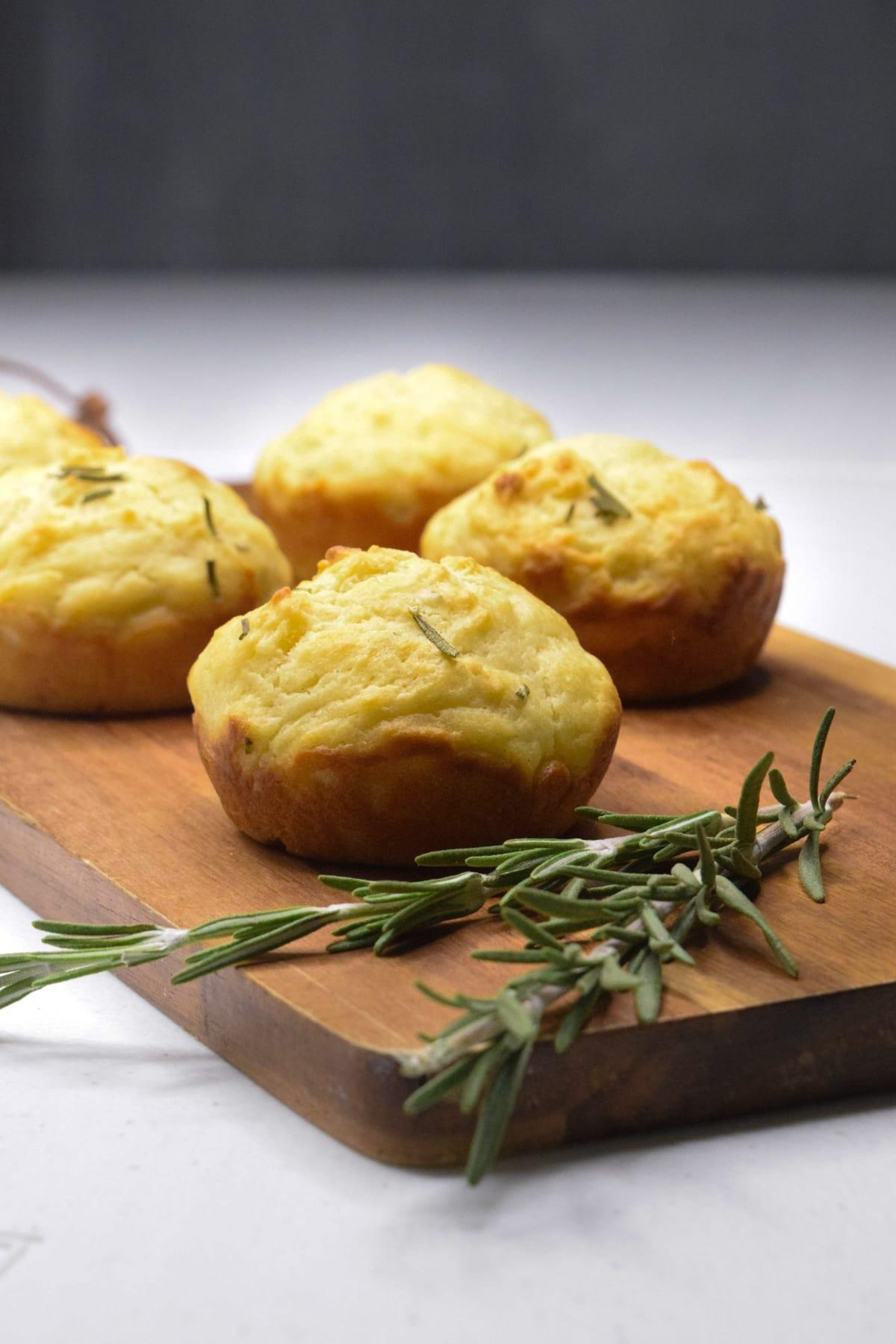 breakfast yogurt biscuit muffins