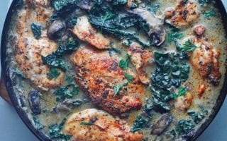 tuscan-chicken-without-cream