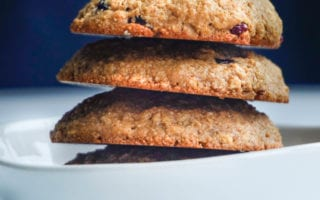 healthy gluten free oatmeal cookies recipe