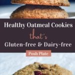 oatmeal cookies that are gluten free