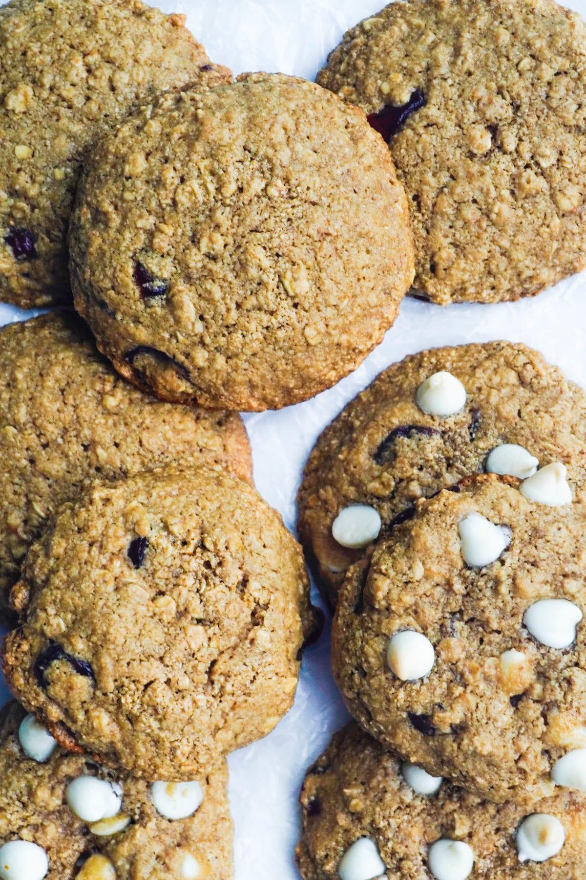 Gluten free oat meal cookie