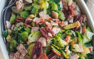 sauteed-brussel-sprouts-with-turkey