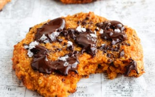 sweet-potato breakfast oatmeal cookies