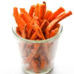 carrot fries recipe